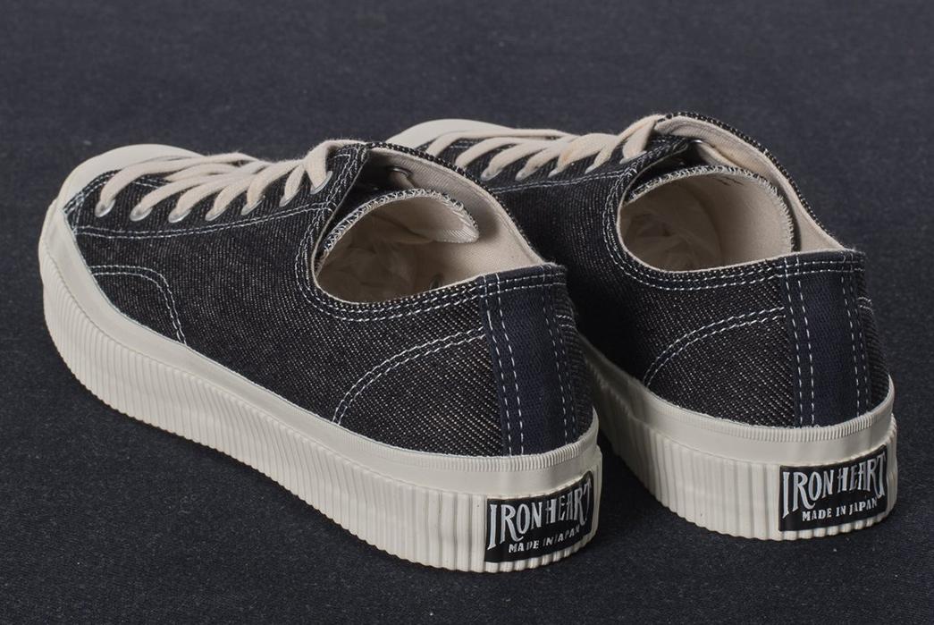 Iron-Heart-21oz.-Denim-Sneakers-pair-back-side