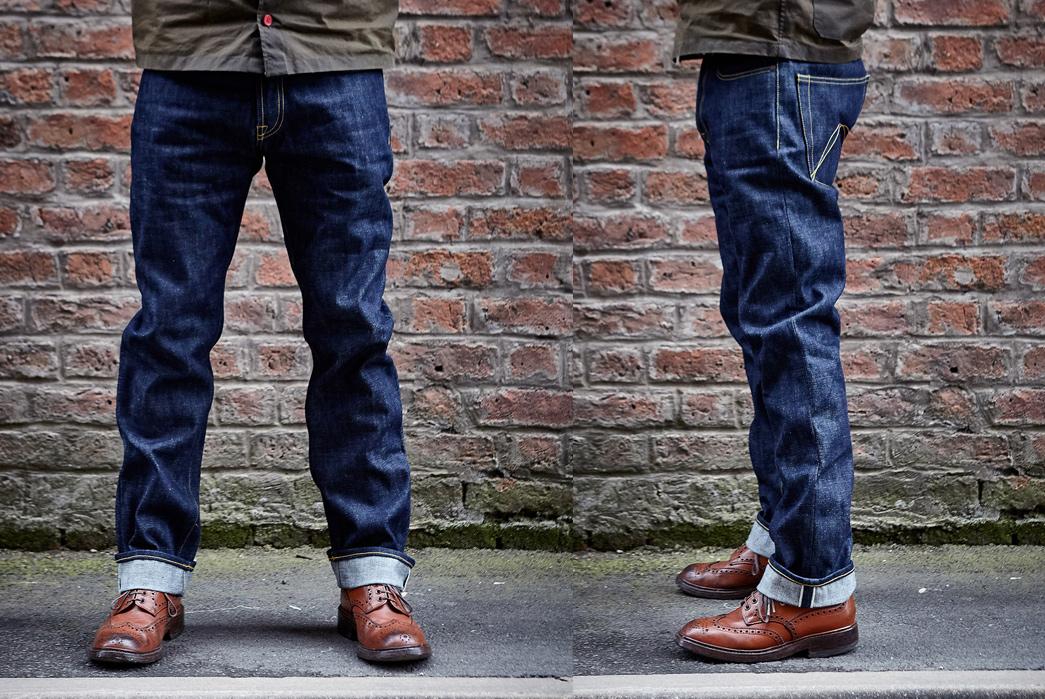 Joe & Co. Arkwright Slim Tapered Jeans