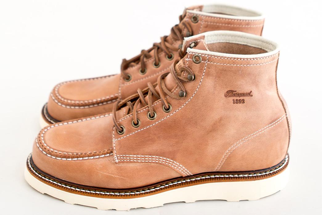 Thorogood-Janesville-Natural-Nantucket-Boots-pair-side-2