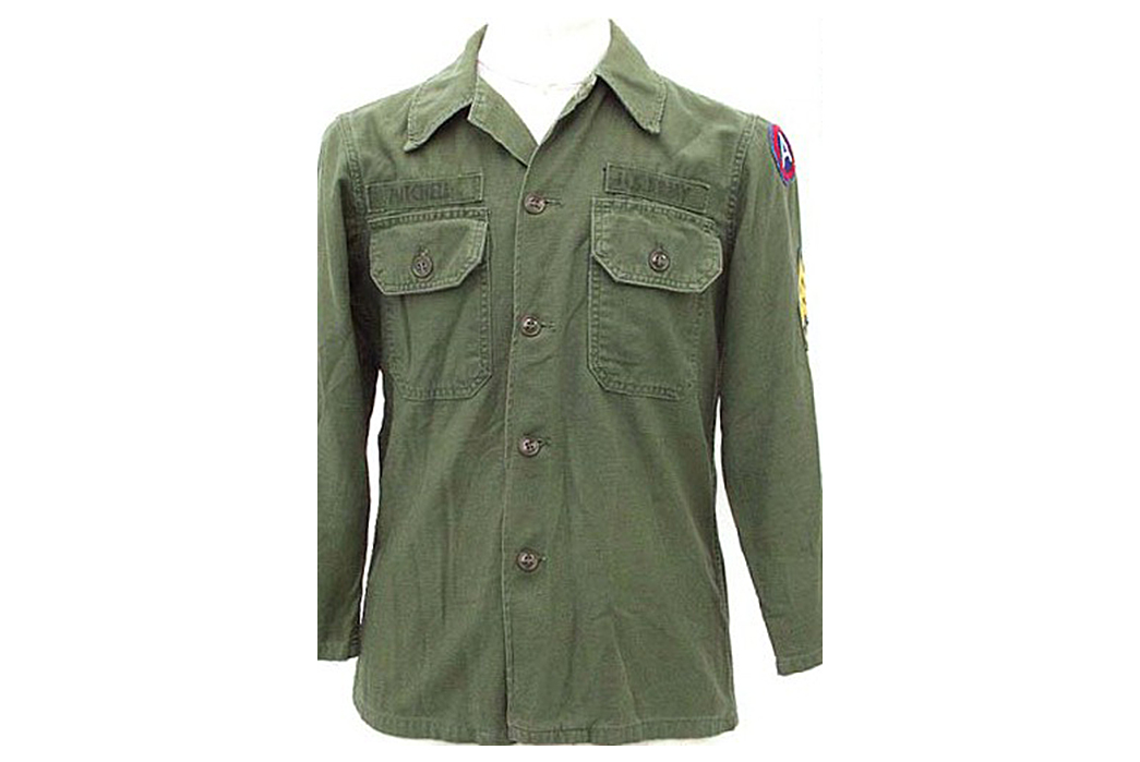 The-History-of-the-OG-107-Jungle-Jacket-OG-107-Type-II.-Image-via-Moore-Militaria.
