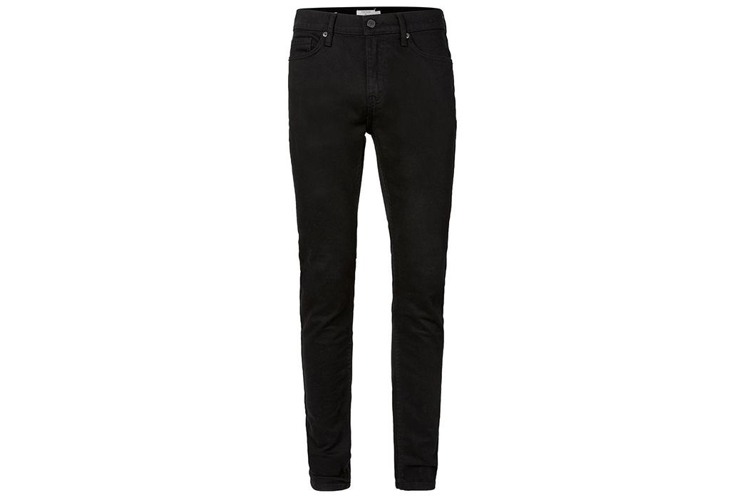 Topman-Black-Skinny-Stretch-Denim-Jeans-front