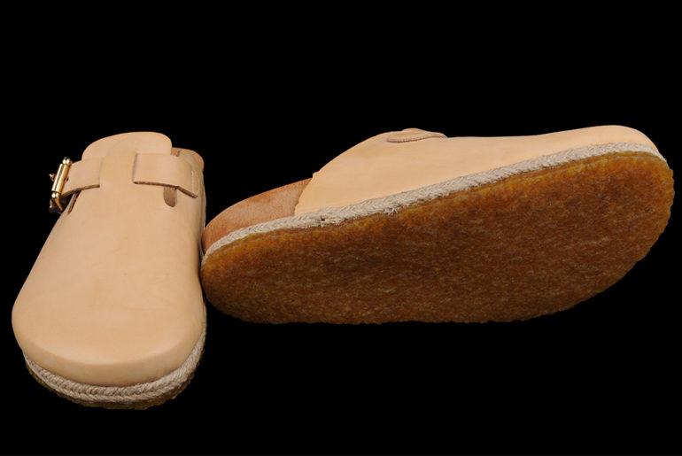 Yuketen-Goes-Vegan-Vaqueta-for-Their-Crepe-Bottom-Sandals-bostonian-pair-front-and-bottom</a>