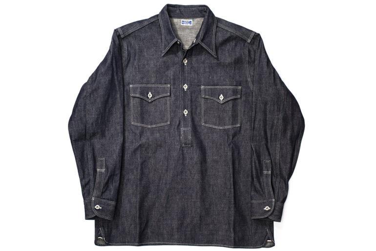 Belafonte-Jazzes-Up-Their-Ragtime-Denim-Shirt-front</a>
