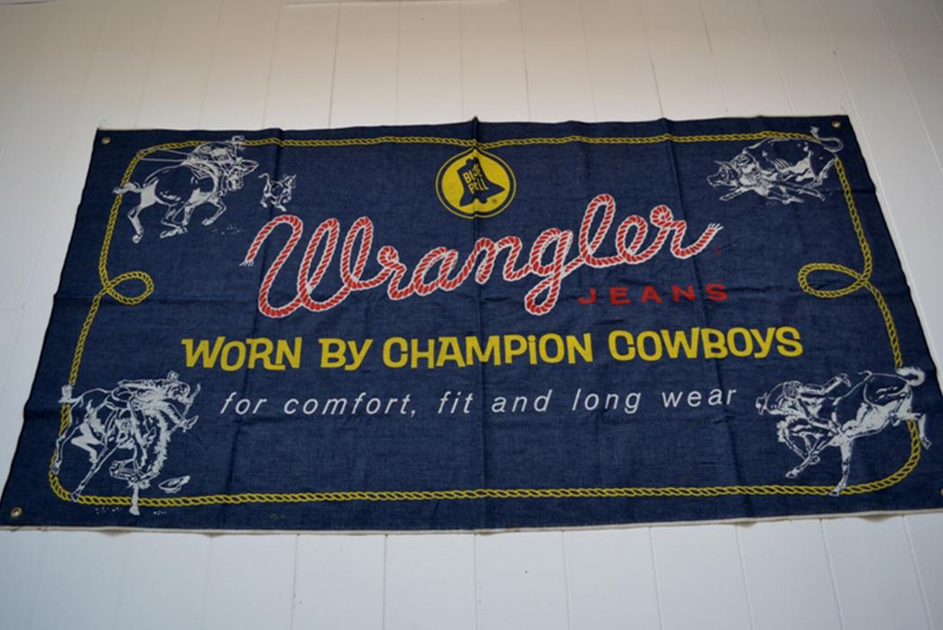 Denim-Banners---Art-and-Advertising-for-a-Simpler-Time-Wrangler-banner.-Image-via-Long-John.