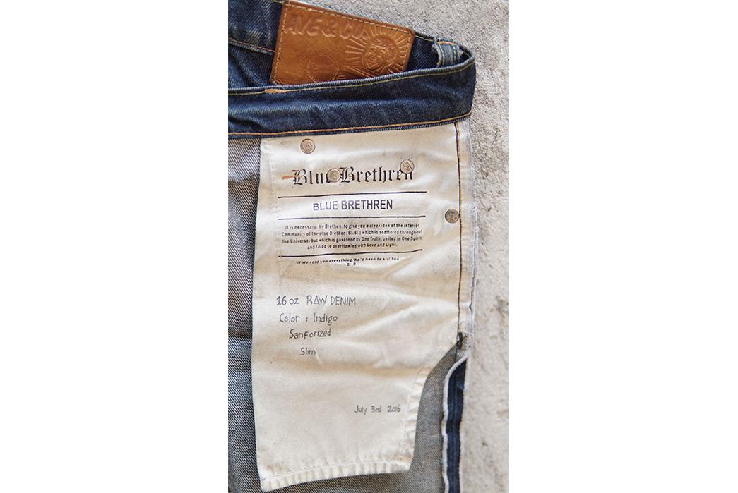 Fade-of-the-Day---Aye-&-Co-Blue-Brethren-(2-Years)-inside-pocket-bag