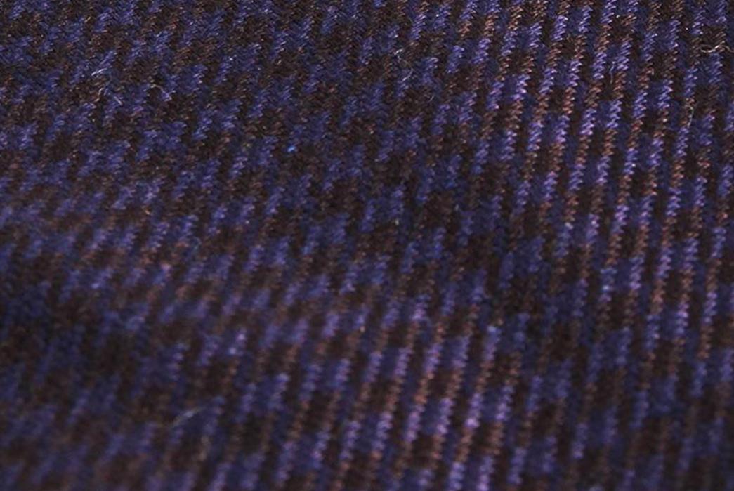 Left-Field-Collect-Mills-Indigo-Houndstooth-Dust-Bowl-Work-Shirt-detailed