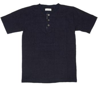 Orgueil-Wave-Master-Flexes-into-a-Short-Sleeve-Henley-blue front