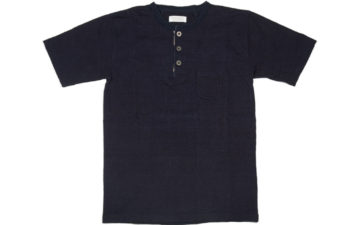 Orgueil-Wave-Master-Flexes-into-a-Short-Sleeve-Henley-blue front