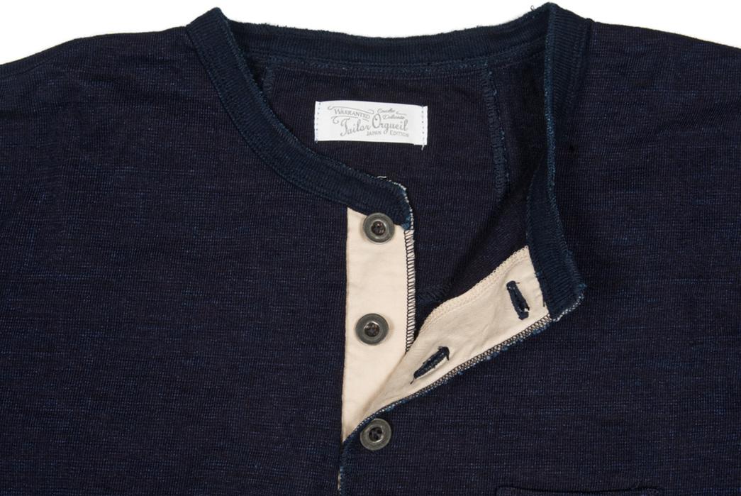 Orgueil-Wave-Master-Flexes-into-a-Short-Sleeve-Henley-blue-front-open-collar