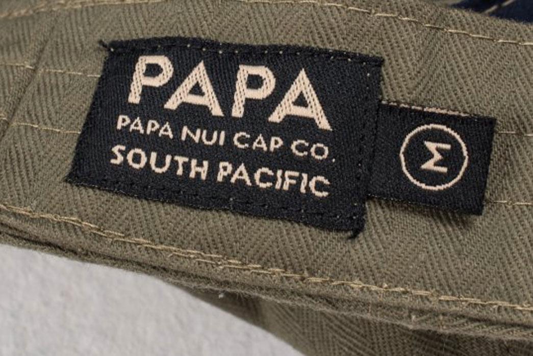 Papa Nui Drops a Trio of Colorful Twill Caps