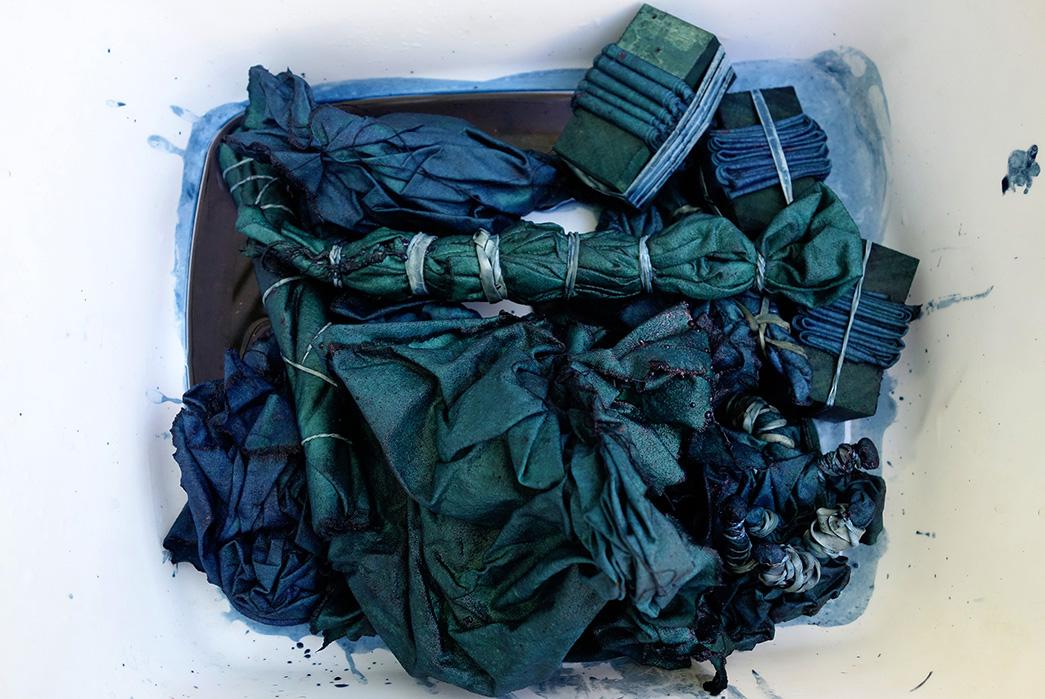 Shibori---Indigo-Tie-Dye-via-Ancient-Japan-Wrapped-Shibori-via-Seam-Works