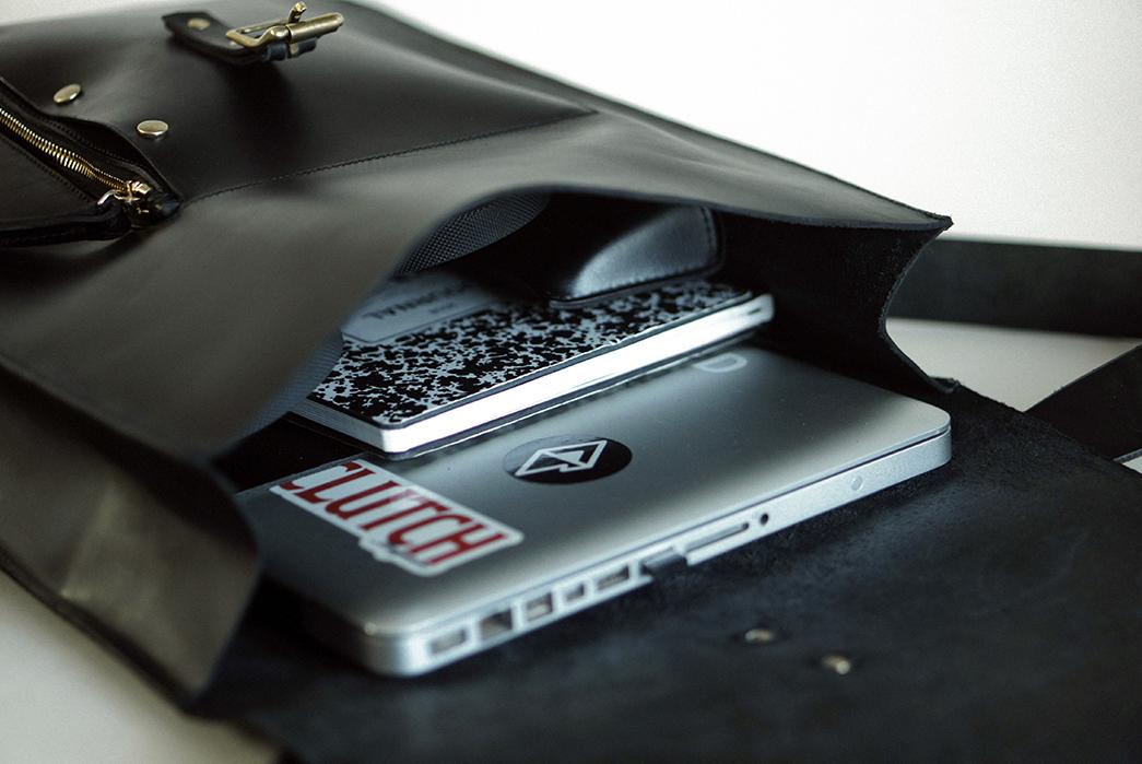 Unmarked-Back-Briefcase-inside-bag-laptop-and-copybook