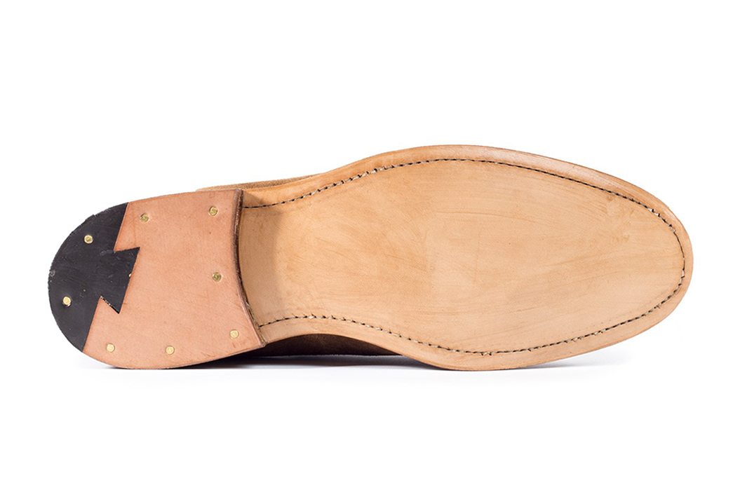 Viberg's Chelsea Boot Returns, This Time in Snuff Suede
