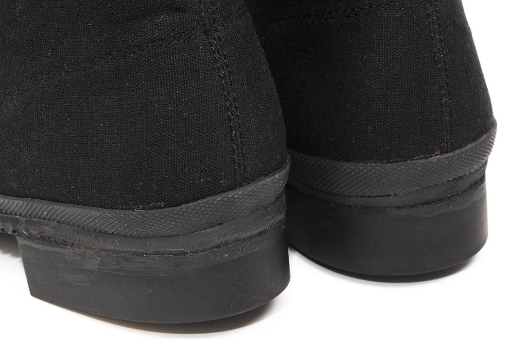 Belafonte-Ragtime-Captoe-Canvas-Boots-pair-back-detailed
