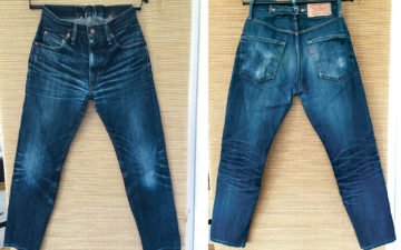 Fade-of-the-Day---Levi's-505-(15-Months,-3-Washes)-front-back