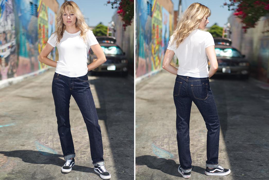 PRPS-for-Self-Edge-female-model-3-front-back