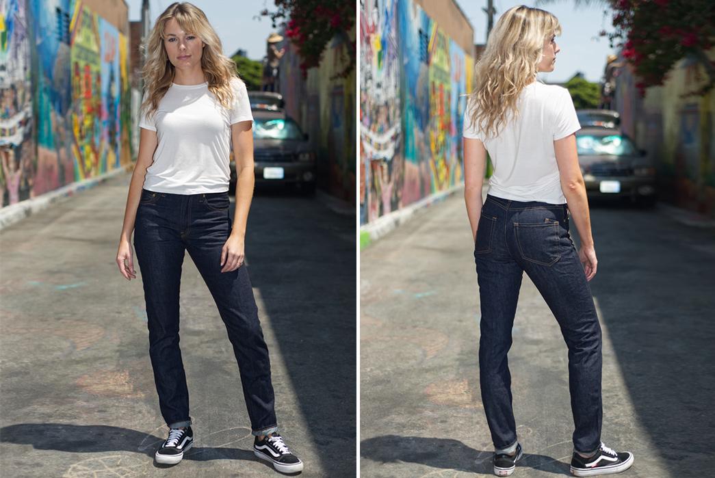PRPS-for-Self-Edge-female-model-4-front-back