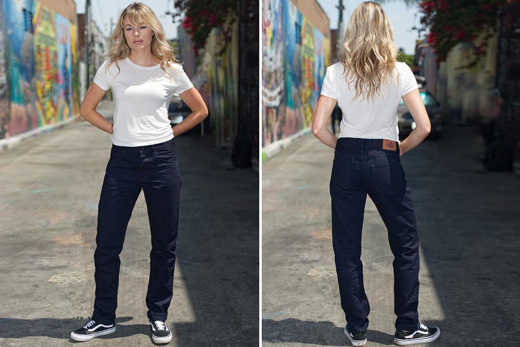 PRPS-for-Self-Edge-female-model-front-back
