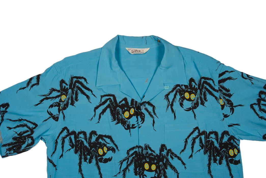 Star-of-Hollywood-Tarantula-Shirt-front-top