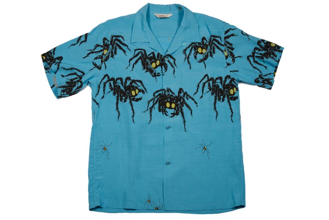 Star-of-Hollywood-Tarantula-Shirt-front