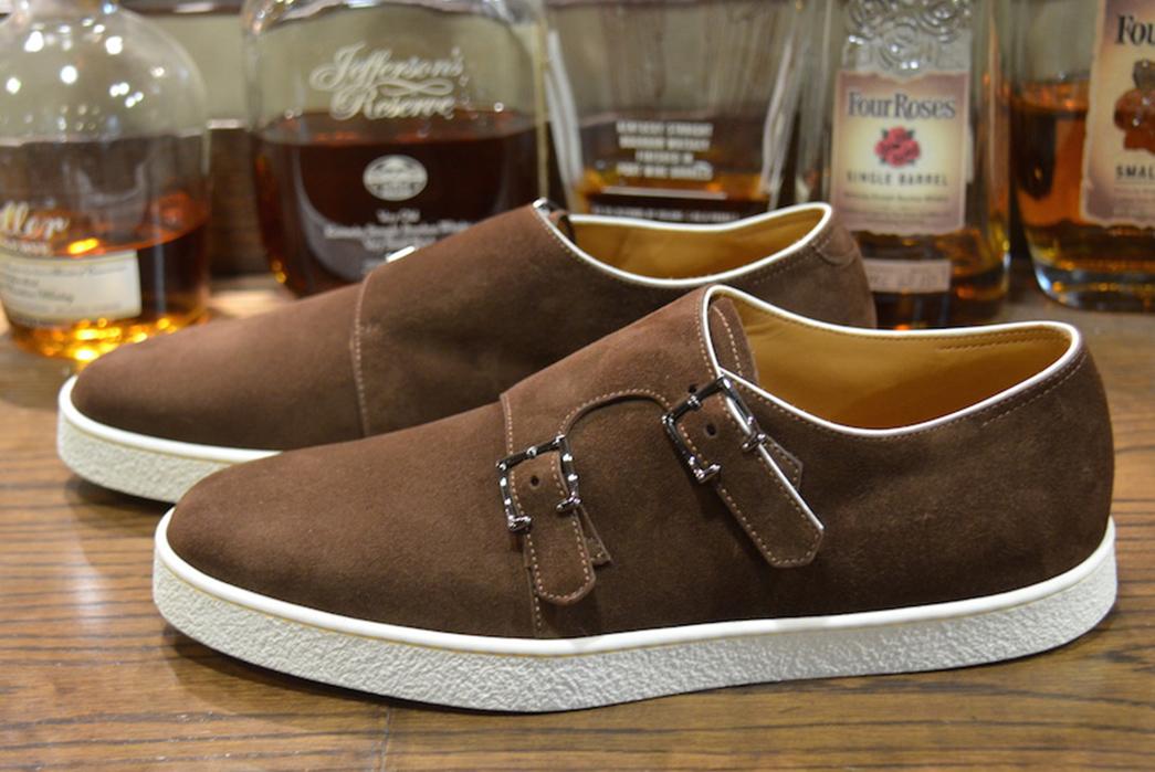 Yep,-John-Lobb-Made-Dub-monk-Sneakers-pair-borwn-side