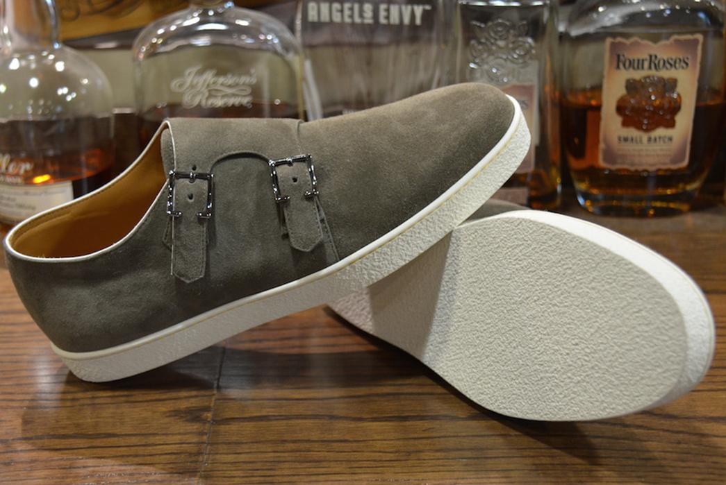 Yep,-John-Lobb-Made-Dub-monk-Sneakers-pair-grey-side-and-bottom