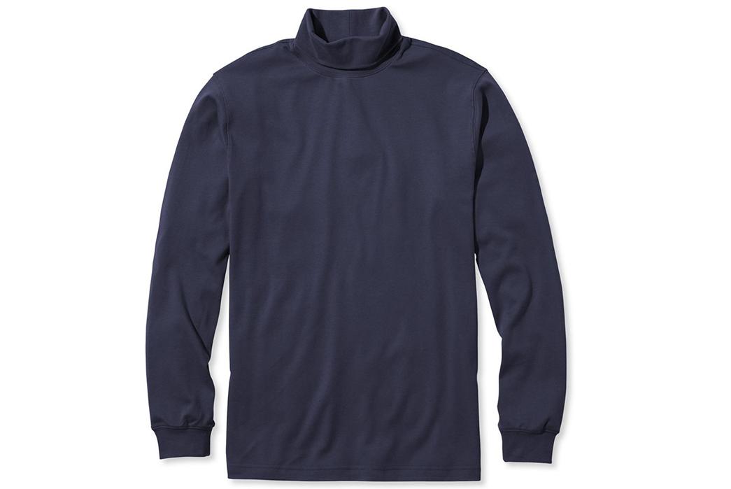Cotton-Turtleneck-Sweaters---Five-Plus-One-3)-L.L.-Bean-Interlock-Turtleneck