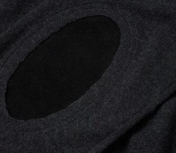 Cotton-Turtleneck-Sweaters---Five-Plus-One-Plus-One---Maison-Margiela-14-Classic-Elbow-Patch-Roll-Neck-detailed