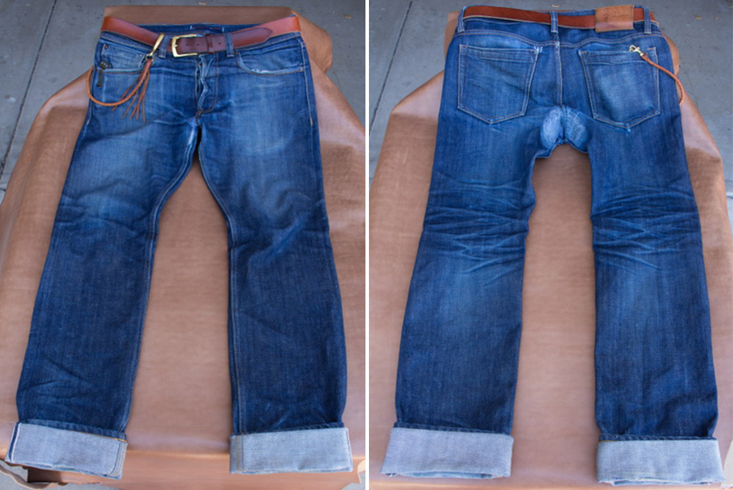Fade-of-the-Day---Oneculture-Pulsar-Slim-Taper-(21-Months,-4-Washes)-front-back