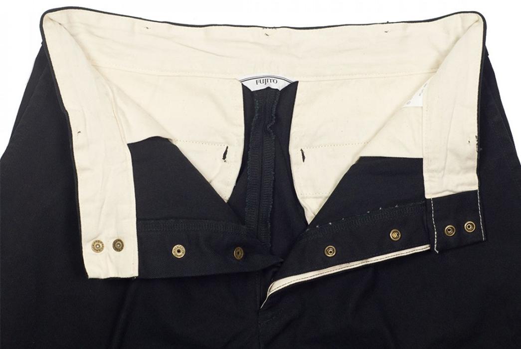 Fujito-Wide-Slacks-black-front-top-open