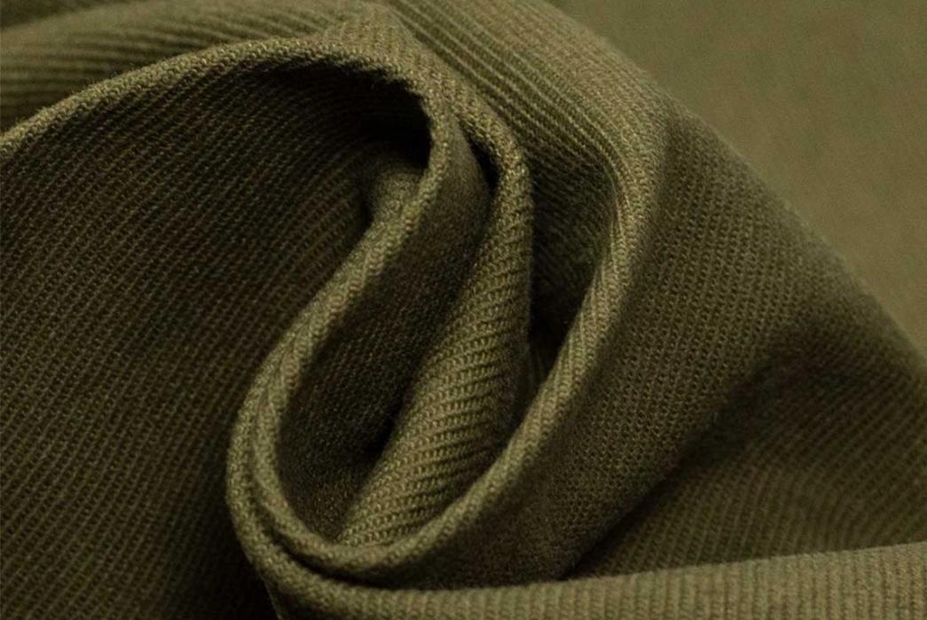 Fujito-Wide-Slacks-green-twisted