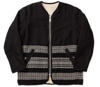 Sage-de-Cret-Liner-Jacket-black-front