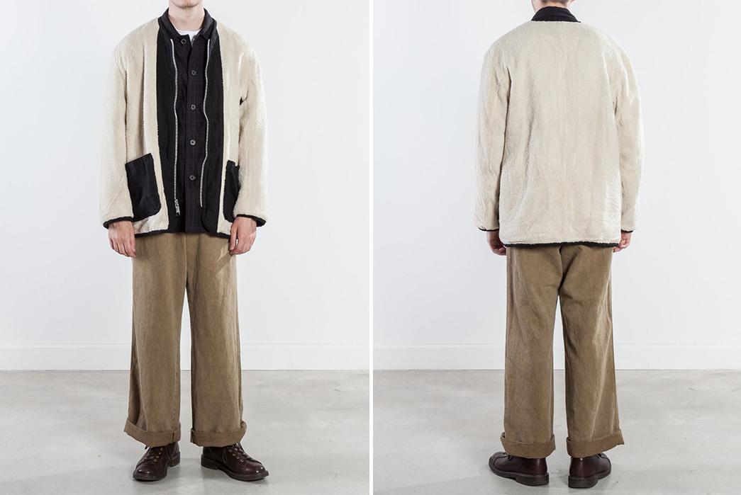 Sage-de-Cret-Liner-Jacket-white-model-front-back