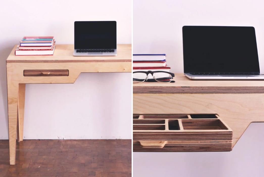 Simple-Desks---Five-Plus-One-3)-Thomas-J-Collection-Minimalist-Desk