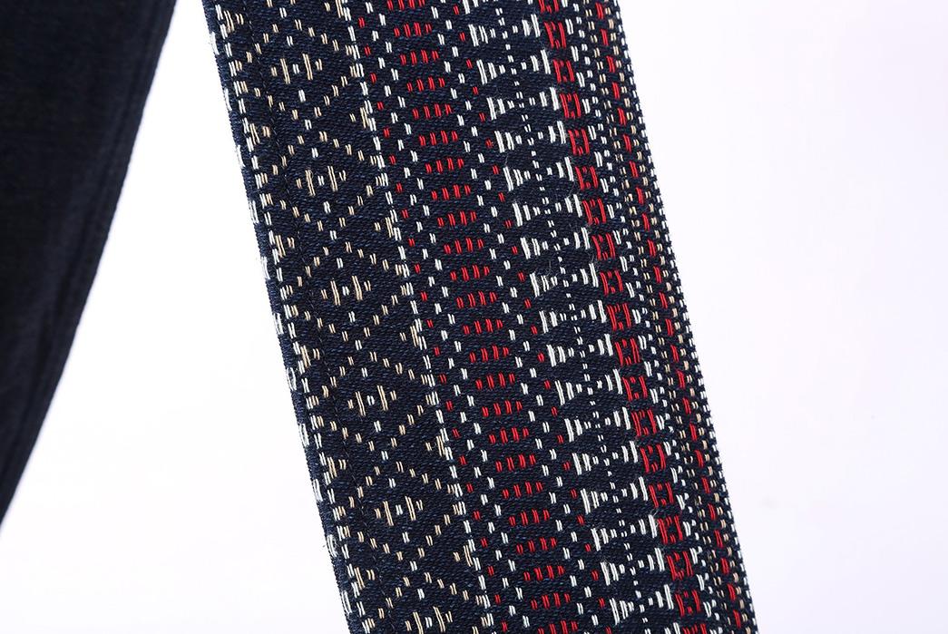 Stevenson-Overall-Nativo-Indigo-Jacquard-bag-normal-shoulder-belt