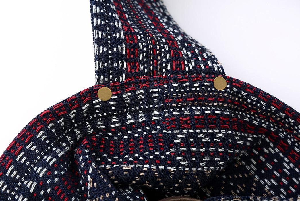 Stevenson-Overall-Nativo-Indigo-Jacquard-bag-invert-inside