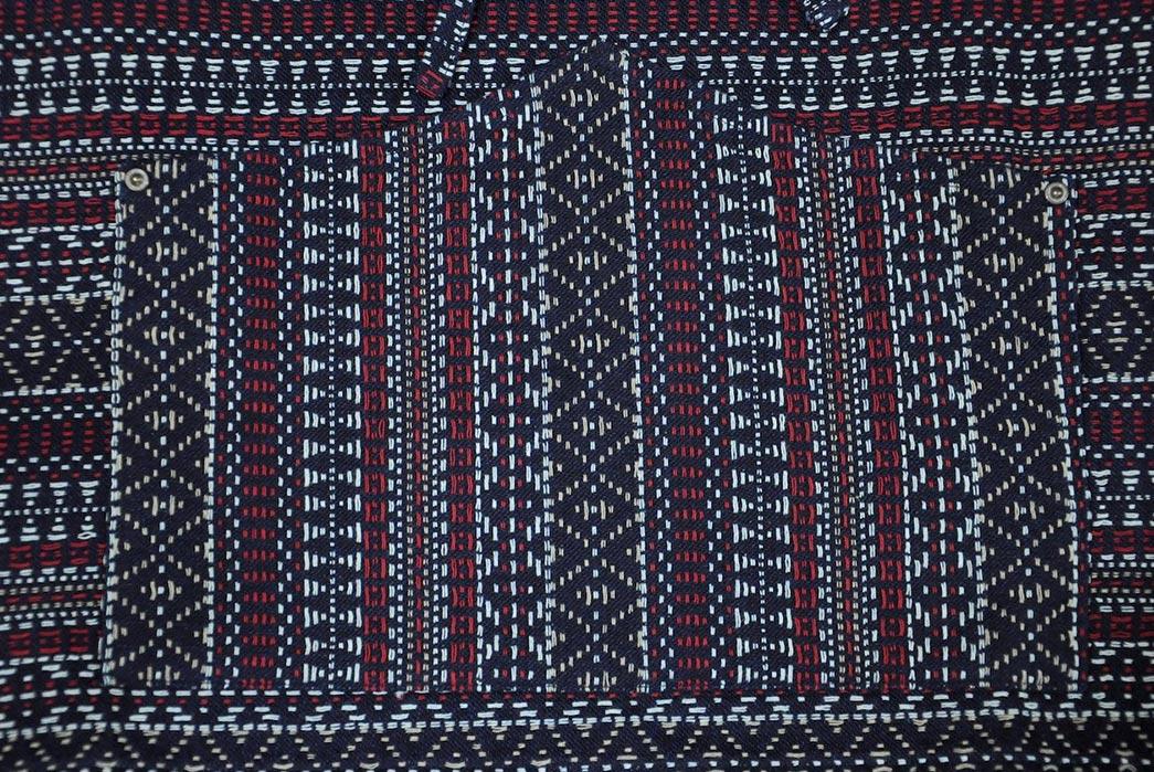 Stevenson-Overall-Nativo-Indigo-Jacquard-pullover-detailed