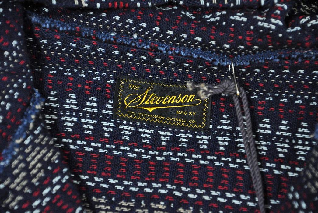 Stevenson-Overall-Nativo-Indigo-Jacquard-pullover-inside-brand