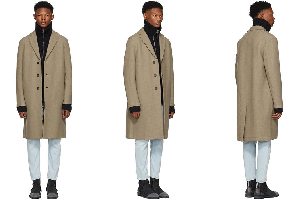 Wool-Overcoat---Five-Plus-One2)-Harris-Wharf-London-Boiled-Wool-Overcoat
