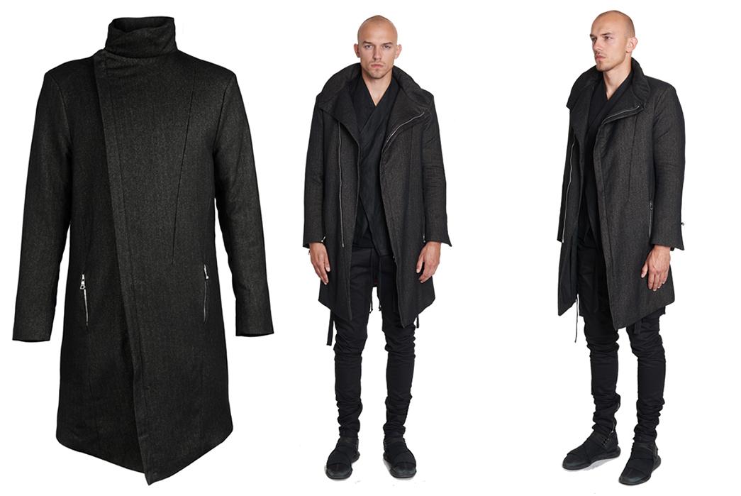 Wool-Overcoat---Five-Plus-One4)-Enfin-Leve-Arroka-Herringbone-Asymmetrical-Coat