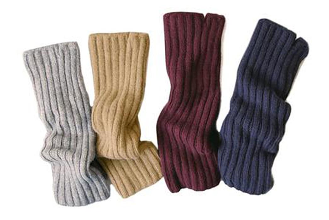 A-Buyer's-Guide-to-Fingerless-Gloves-Kapital-Long-Gloves.-Image-via-Blue-in-Green.