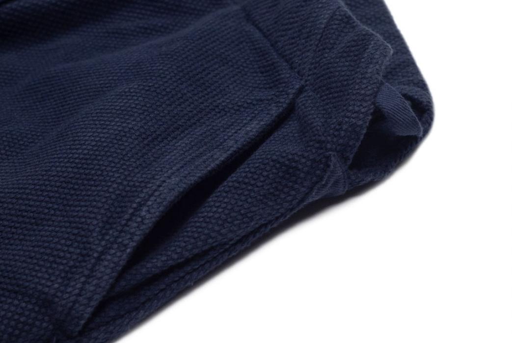 Blurhms-Judo-Pants-front-top-left-pocket