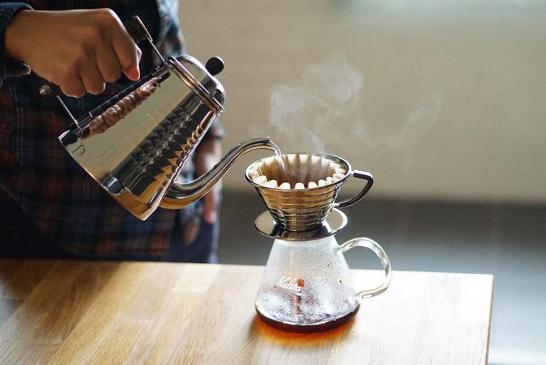 Brewing-Coffee-at-Home-The-Different-Brew-Methods Image via Kurasu Kyoto