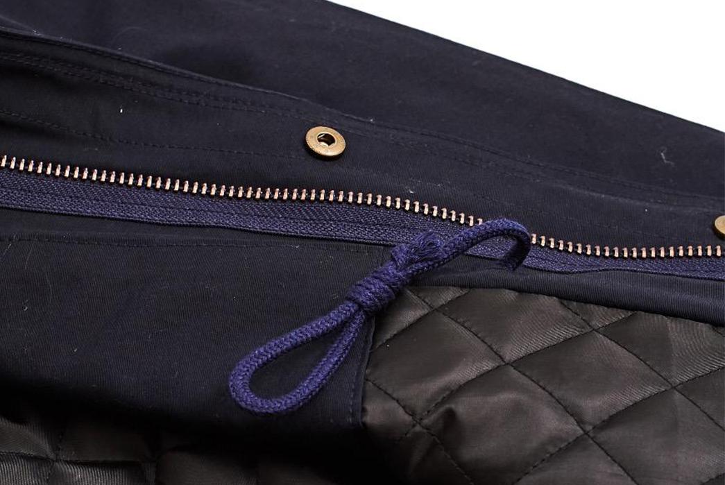 Corridor-Winterizes-the-M65-Jacket-inside-zipper