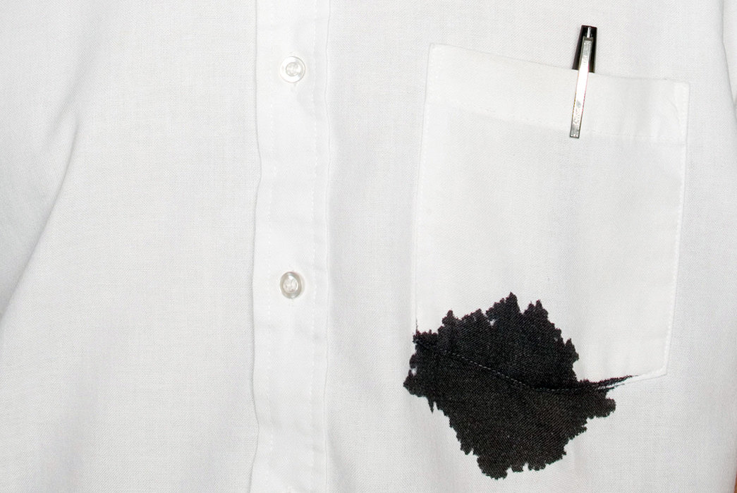 How to Remove (Almost) Every Stain from Your Clothes