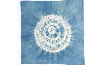 Jolie-Bird-x-NAQP-One-of-a-Kind-Shibori-Bandanas-blue-with-white-circles
