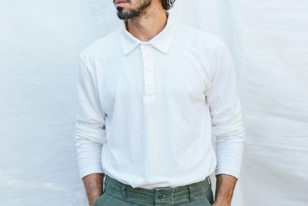 Jungmaven-Hemp-Blend-Polo-Shirts-model-front-detailed