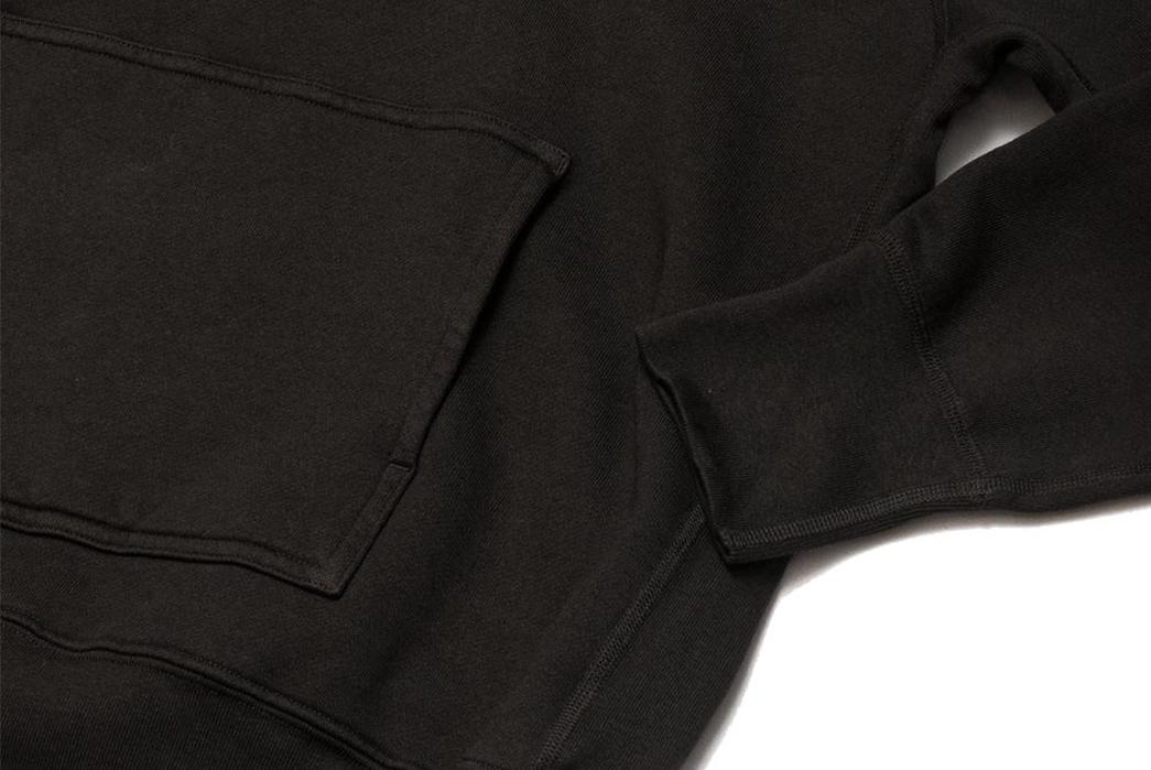 Lady-White-Hoodies-dark-pocket-and-sleeve