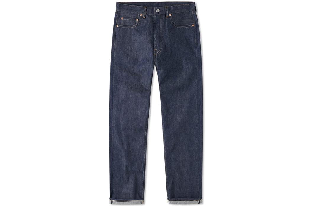 Levi's-Vintage-Clothing-1966-501-raw-denim-jeans-front