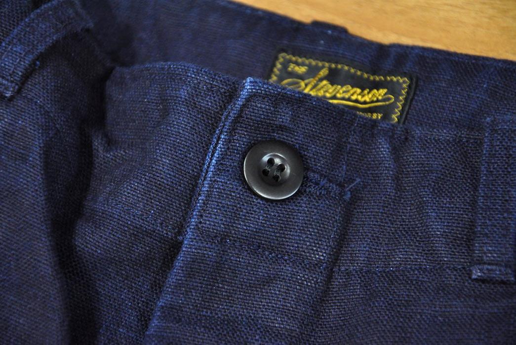 Stevenson-Overall-Co.-Indigo-Heavyweight-Farm-Hand-Pants-front-top-button